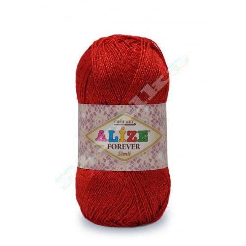 Alize Forever Crochet Simli