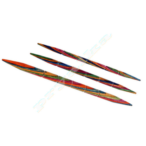 Спицы вспомогательные  KnitPro Simfonie Wood (20501)