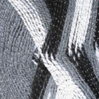 9502 бело-серо-черный