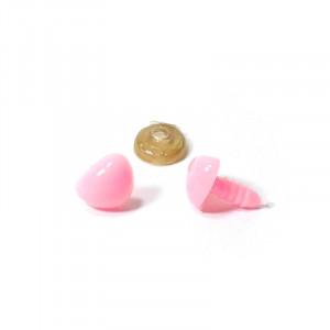 Носик 9*11 мм розовый винтовой