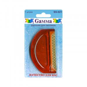 Щеточка для удаления катышков Gamma SS-021
