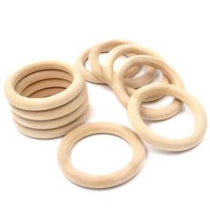 Кольцо деревянное 60 мм