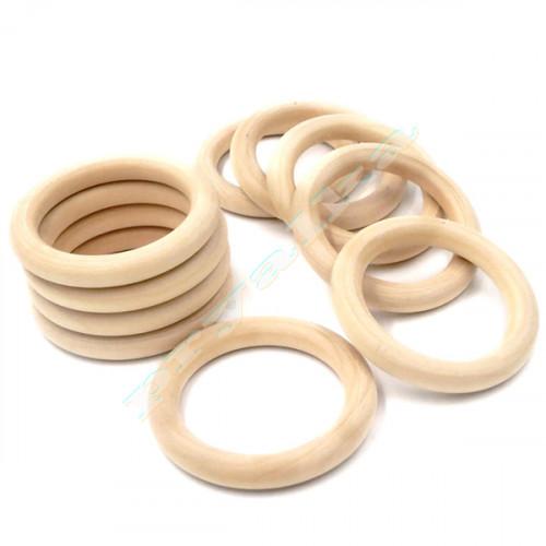 Кольцо деревянное 55 мм