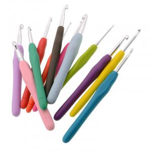 Крючок с мягкой ручкой №№ 2-10