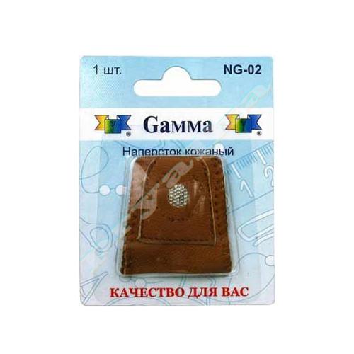 Наперсток кожаный Gamma NG-02