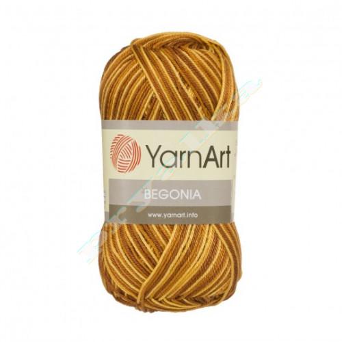 YarnArt Begonia melange