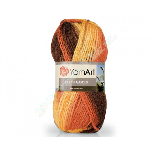 YarnArt Color Garden